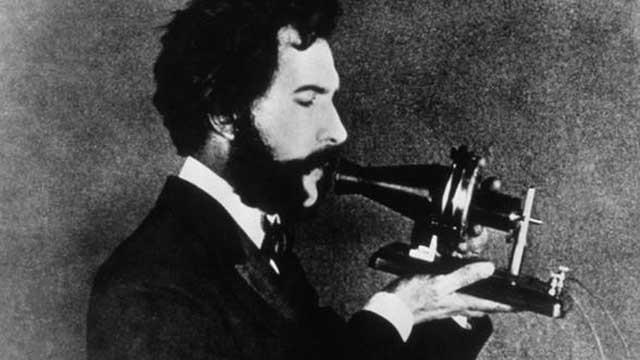 Graham Bell First Telephone - Studying Sound: Alexander Graham Bell (1847-1922)- Hear My