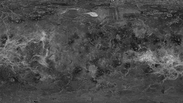 Alien hunters claim Venus has buildings