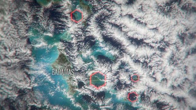 Bermuda weather clouds