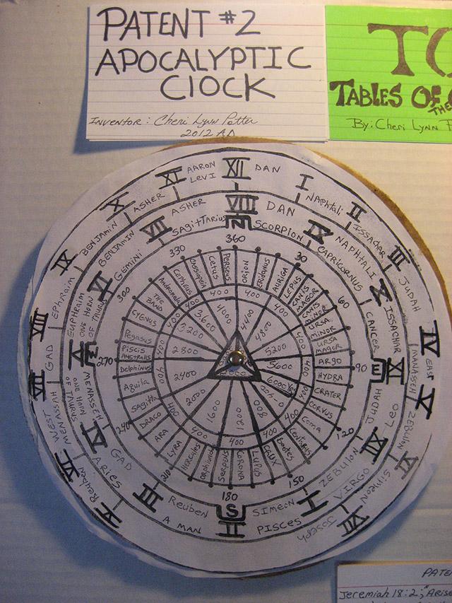 Apocalyptic Clock