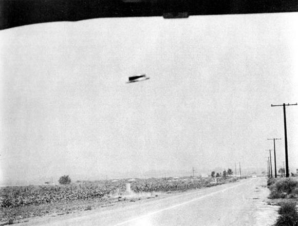 Santa Ana UFO Aug 03 1965