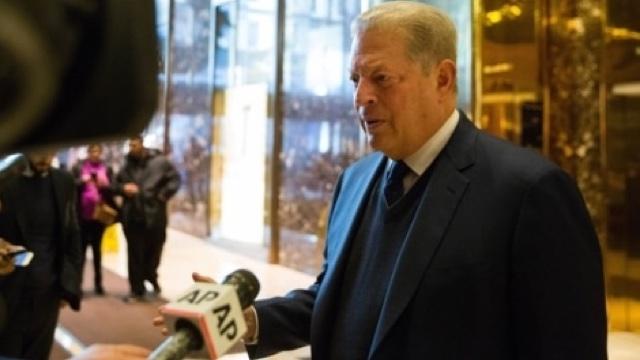 Gore at Trump Tower