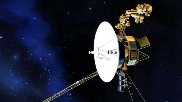 NASA's Voyager I Enters Interstellar Space - Midnight in ...