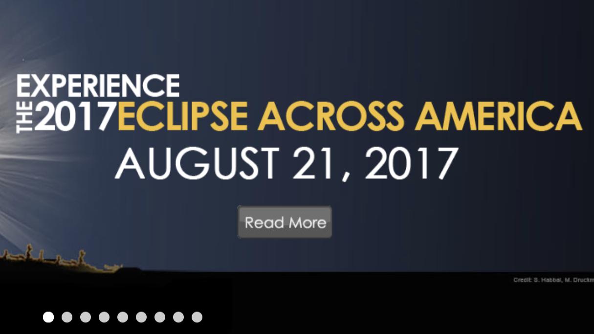 Official NASA Total Solar Eclipse 2017 Website - Midnight ...